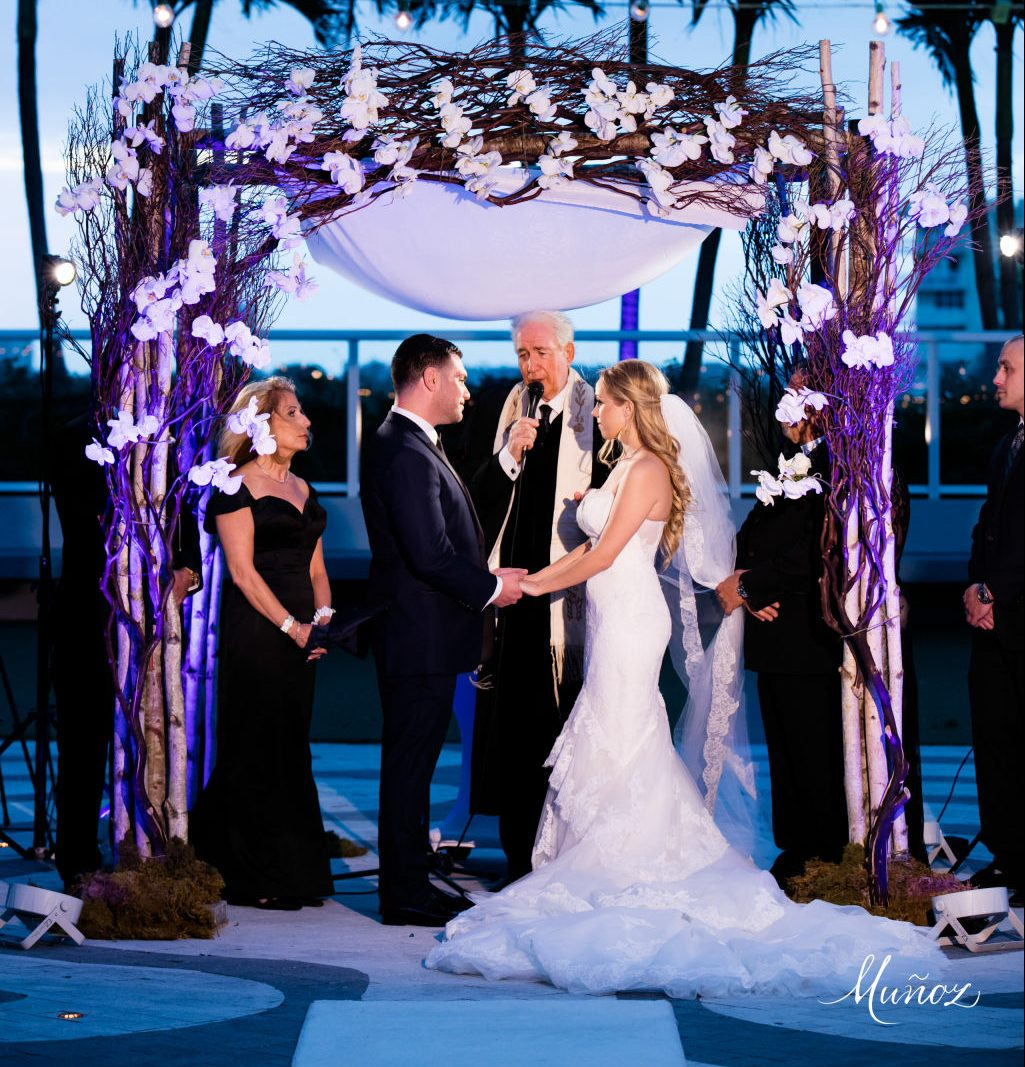 miami wedding planner and florist