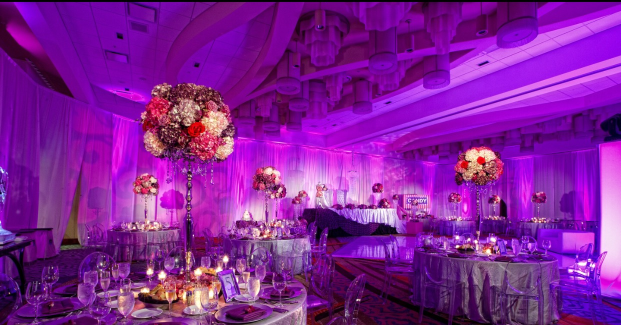 Your Fort Lauderdale florist for weddings and other events""