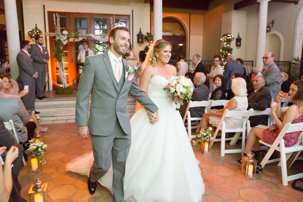 Delray Beach Mariott Ballroom Wedding Reception Flowers By Panache Style Photographer Thompson Photography Group