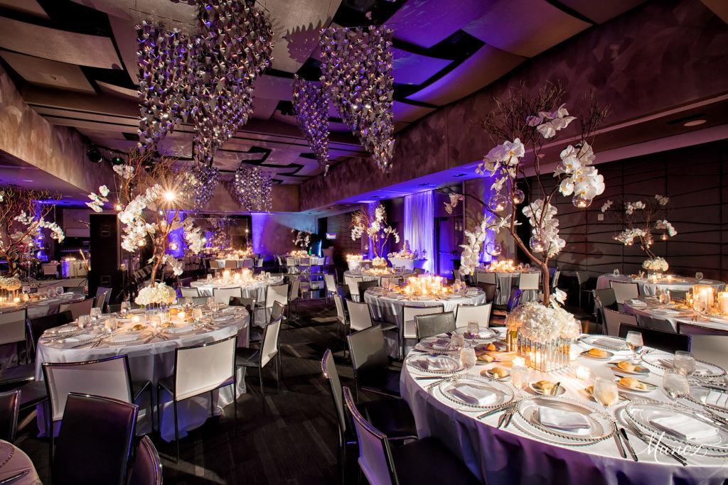 manzanita branch wedding centerpiece fort lauderdale