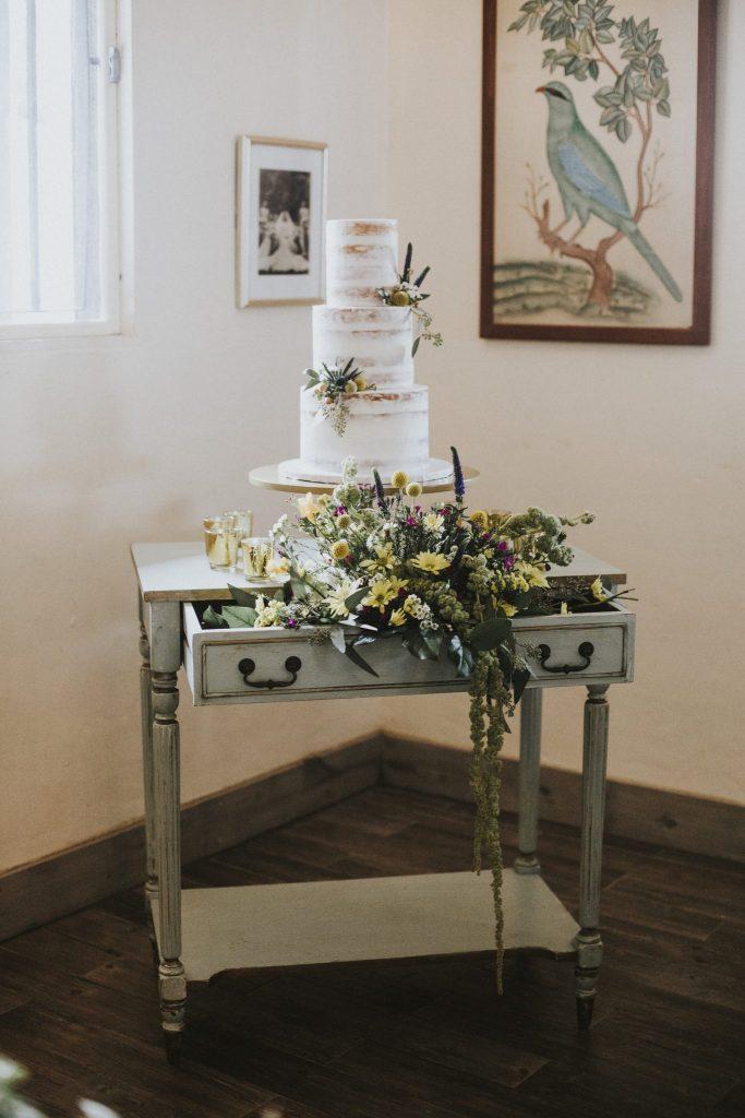 wildflower cake panache style flowers