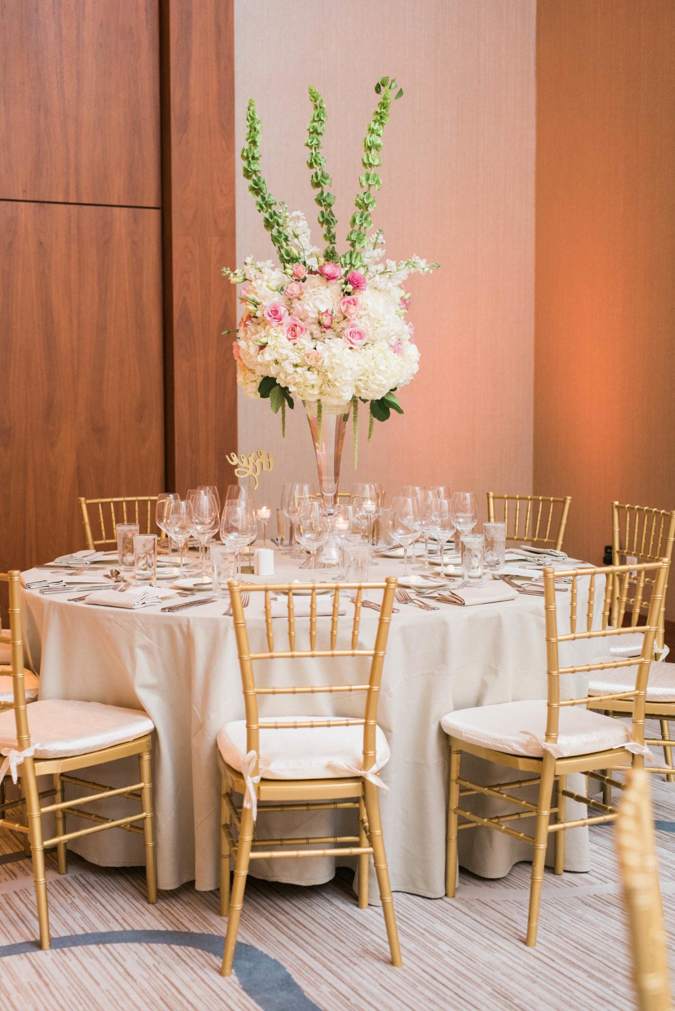 Wedding Reception conrad Fort Lauderdale